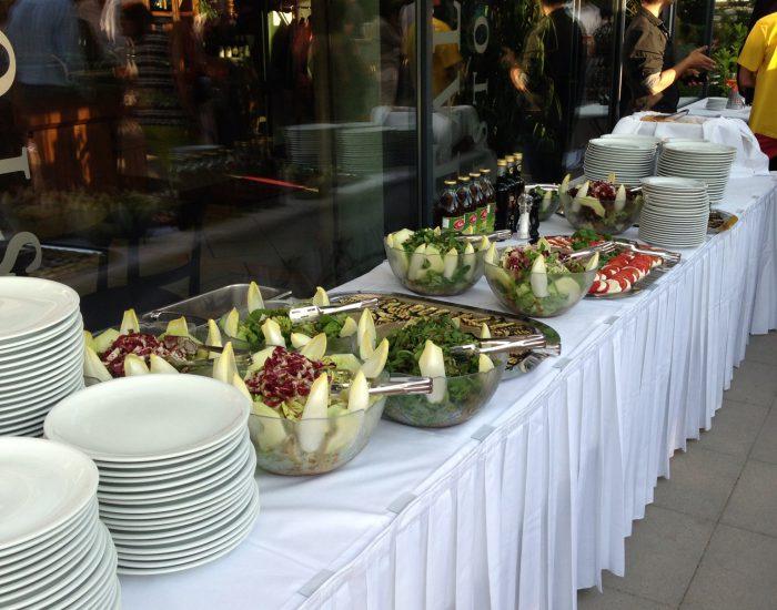 Tolle Arrangements für Firmenfeiern
