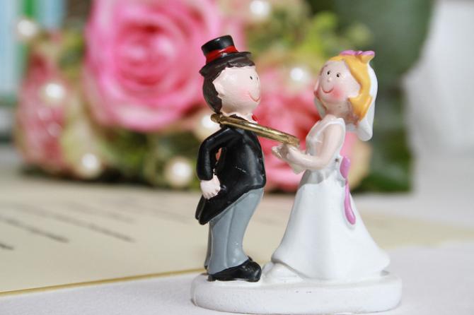 Hochzeit im Ristorante Italiani